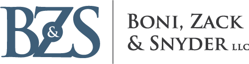 Boni, Zack & Snyder LLC Class Action and Complex Litigation Attorney